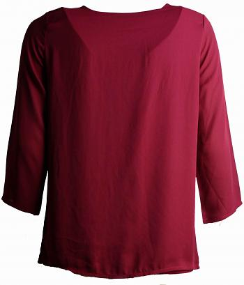 Blouse TALIA Red1