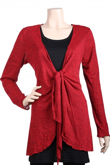 Jacke GLACIAL red2