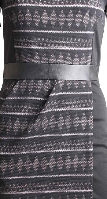 Kleid FELICITY Black6