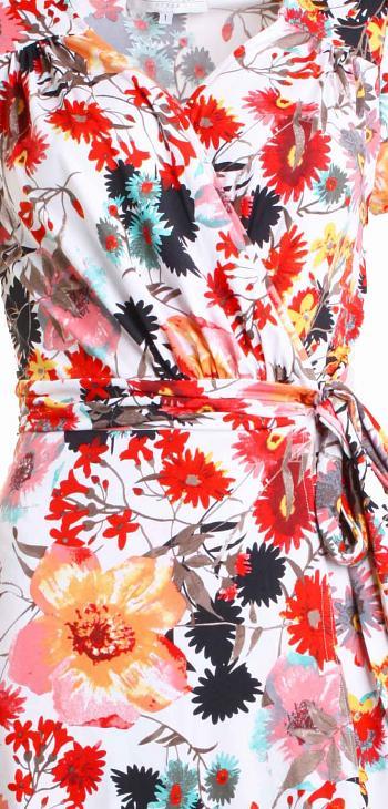 Kleid GLAM Coral1