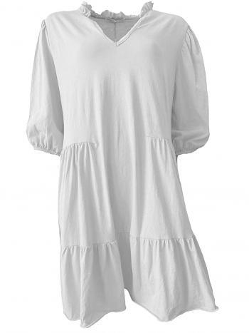 Kleid LOUISE white
