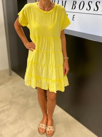 Kleid MANON yellow