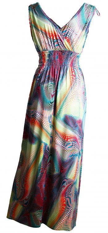 Kleid MARISSA Green3