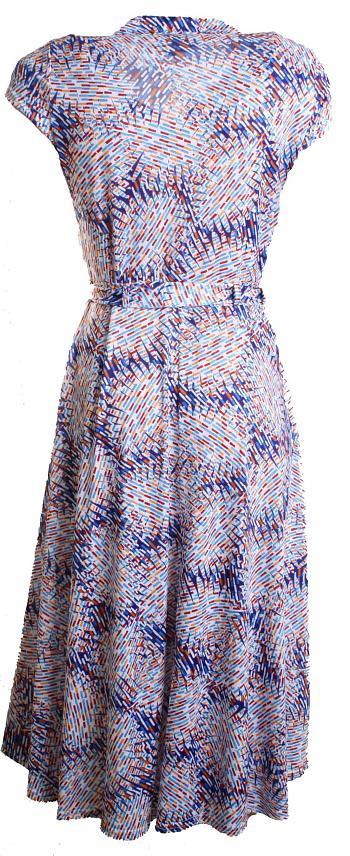 Kleid SAFARI Blue1