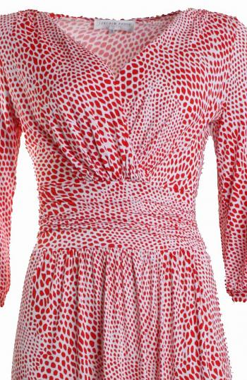 Kleid SONY Red1