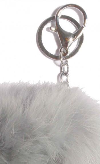Schlüsselanhänger LAPIN Grey