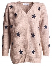 Strickjacke STAR