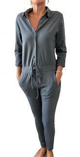 Jumpsuit JADE grey