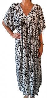 Kleid ELA Viskose grey