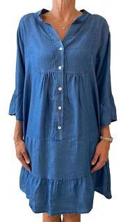 Kleid FANNY blue