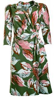 Kleid ISIKA Green2