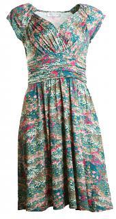 Kleid LOLA Green2