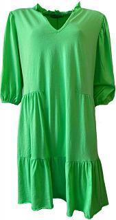 Kleid LOUISE green