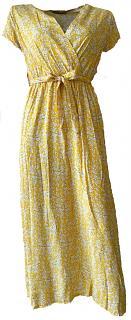 Kleid MARIA yellow