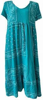 Kleid MARIE turquoise