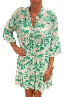 Kleid MATHILDA green