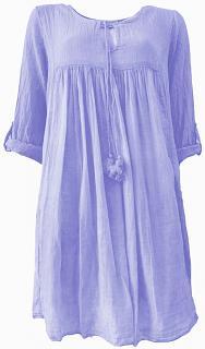 Kleid MONIQUE blue