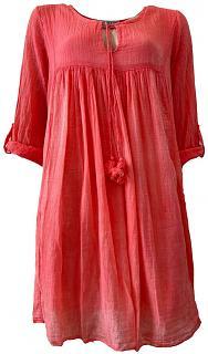 Kleid MONIQUE coral