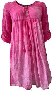 Kleid MONIQUE fushia