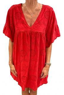Kleid NOEMIE red