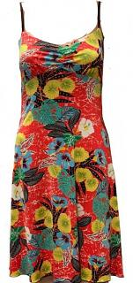Kleid SANDY Red5