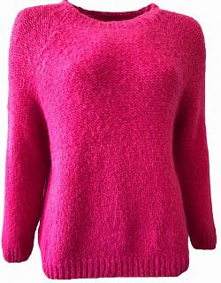 Pullover CELIA Mohair Pink