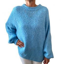 Pullover JULIA bleu