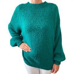 Pullover JULIA green