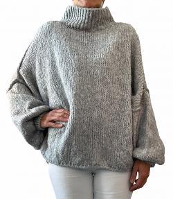 Pullover ZOE grey