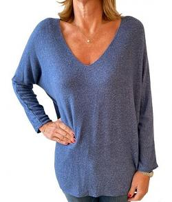 Shirt ANIKA blue