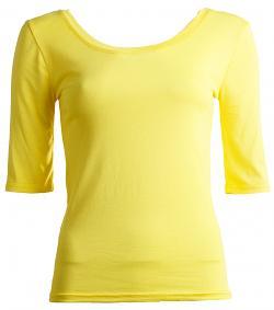 Shirt COCO Yellow5