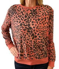 Shirt LINA rust