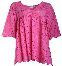 Shirt MANON fushia