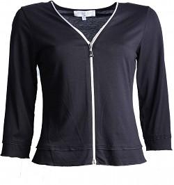 Shirt ORCHIDEE black5
