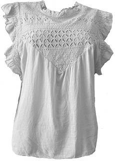 Shirt SABRINE white