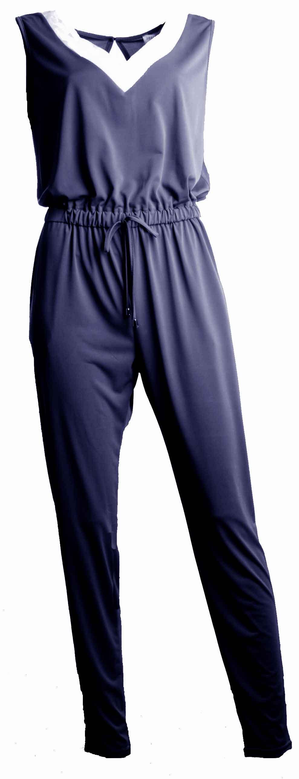 Jumpsuit JACKY Blue2