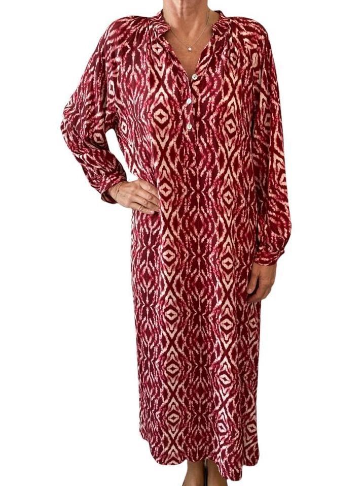 Kleid ALICE bordeaux