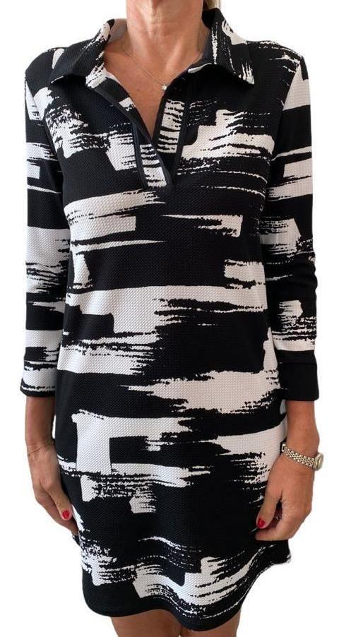 Kleid CLARISSE Black5