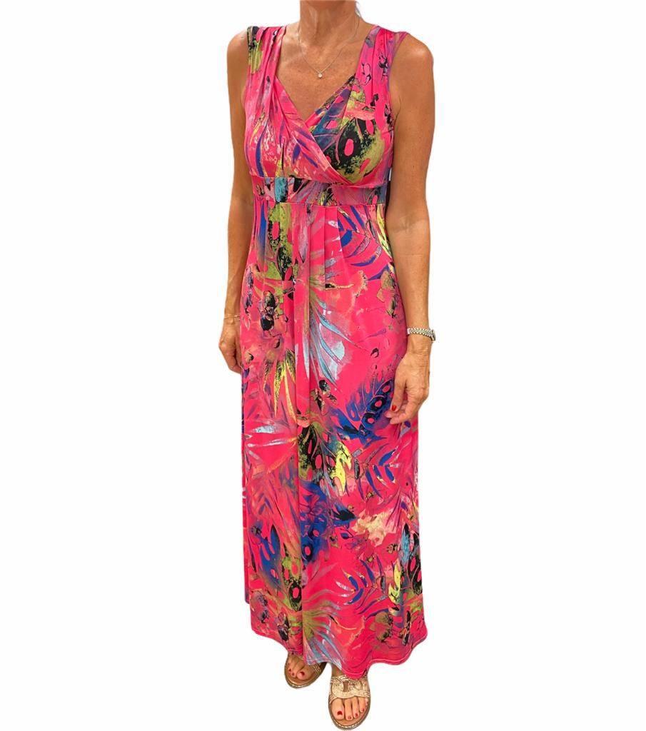 Kleid ETERNITY Pink1