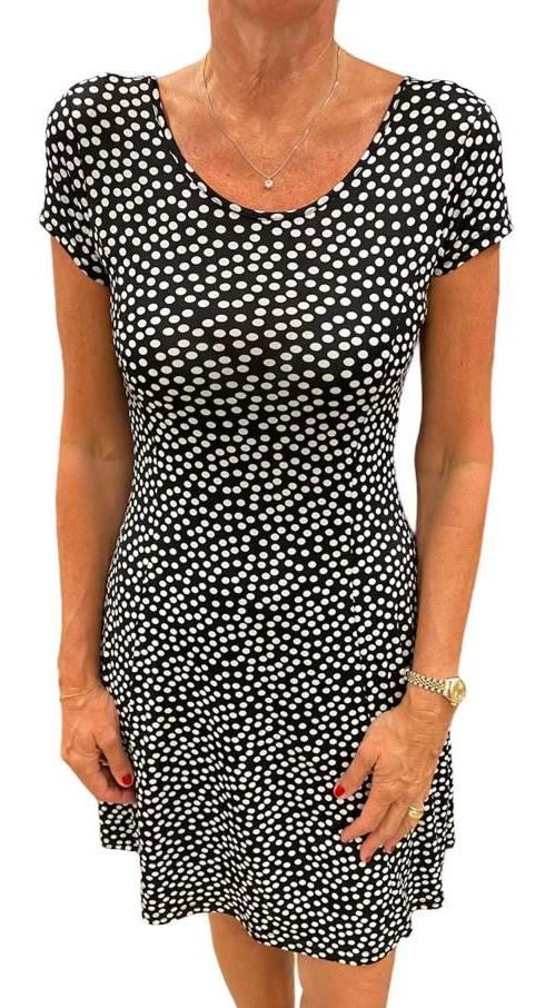 Kleid HILLARY Black3