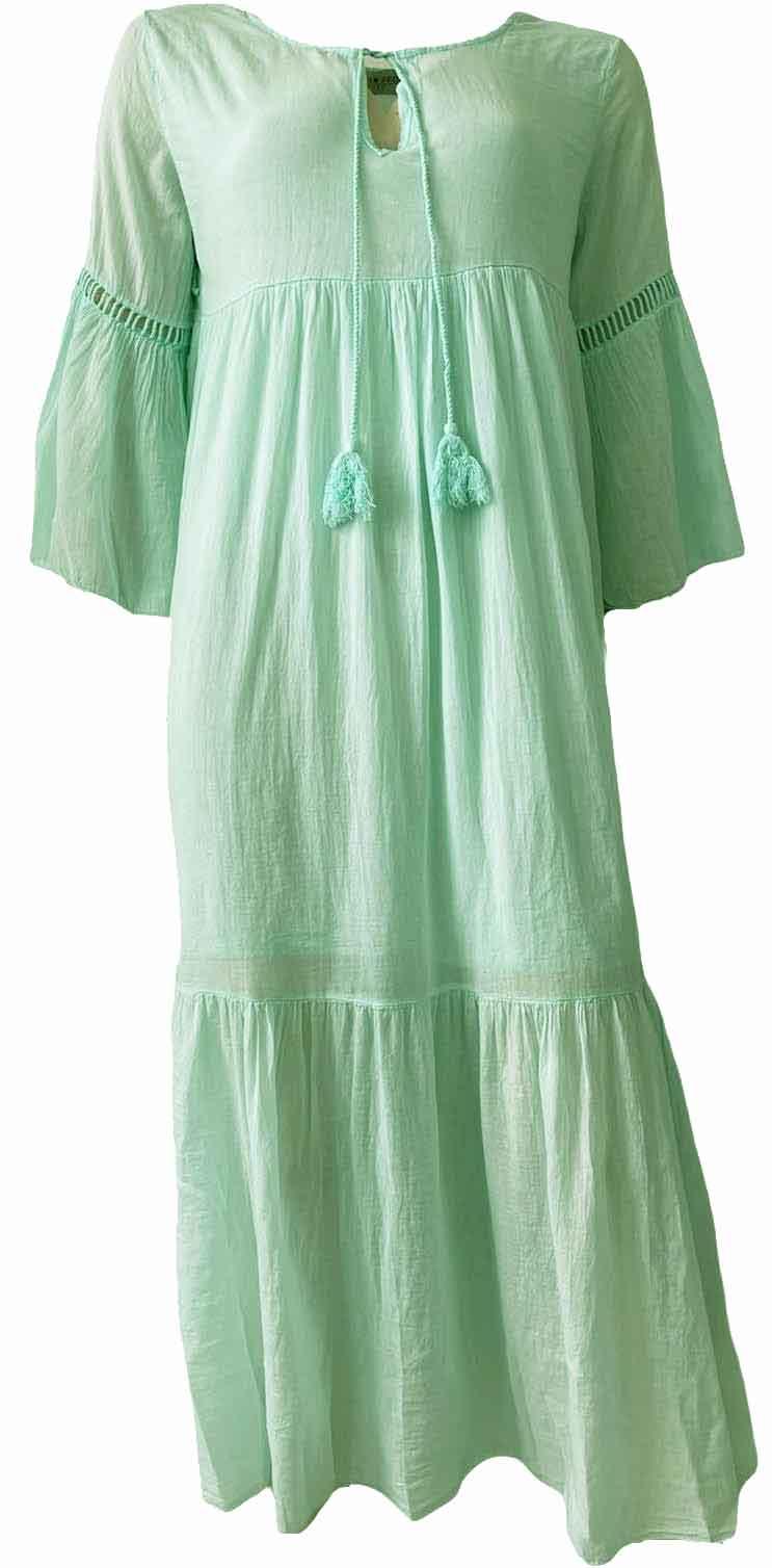 Kleid JULIETTE green