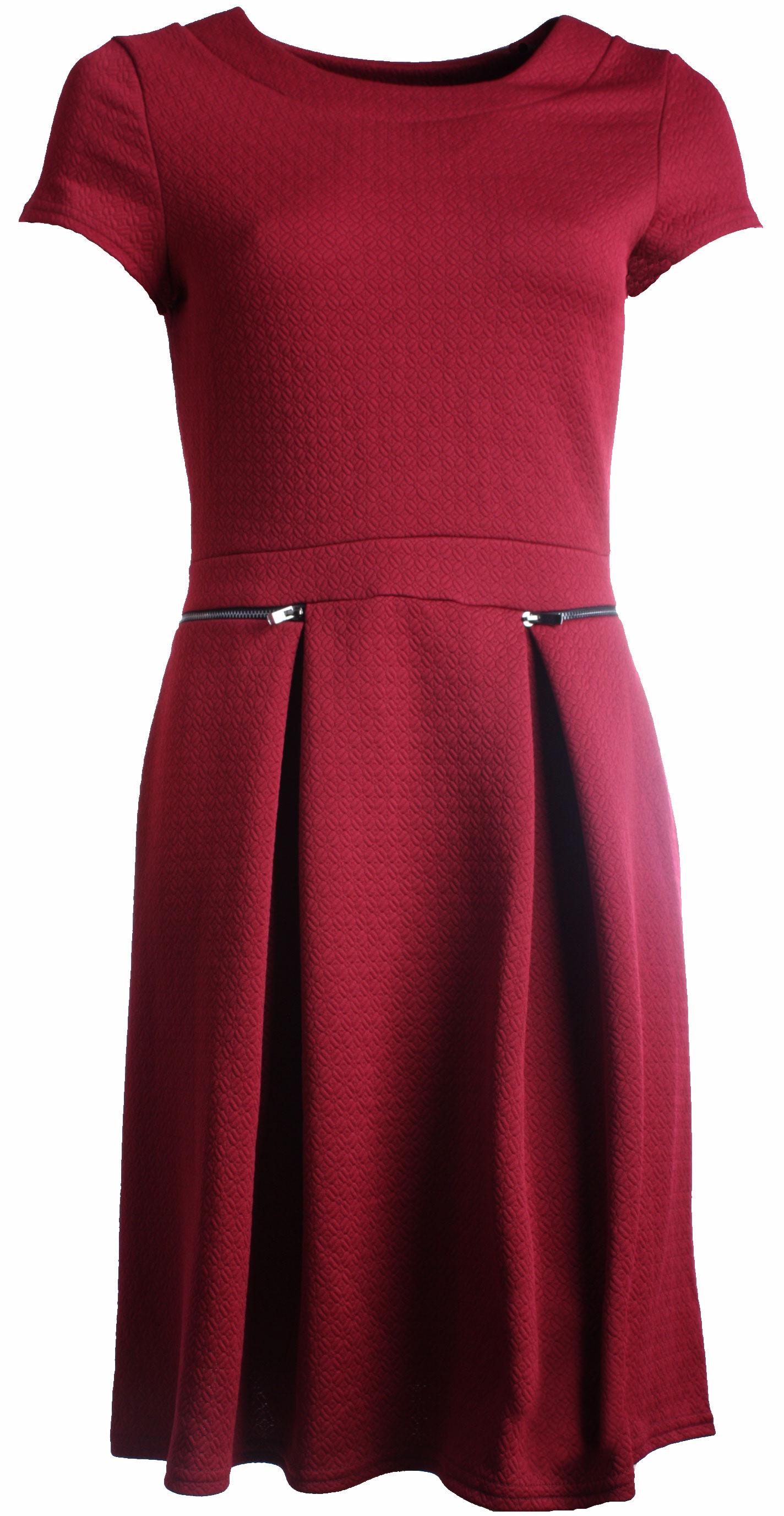 Kleid LUDIVINE Red5