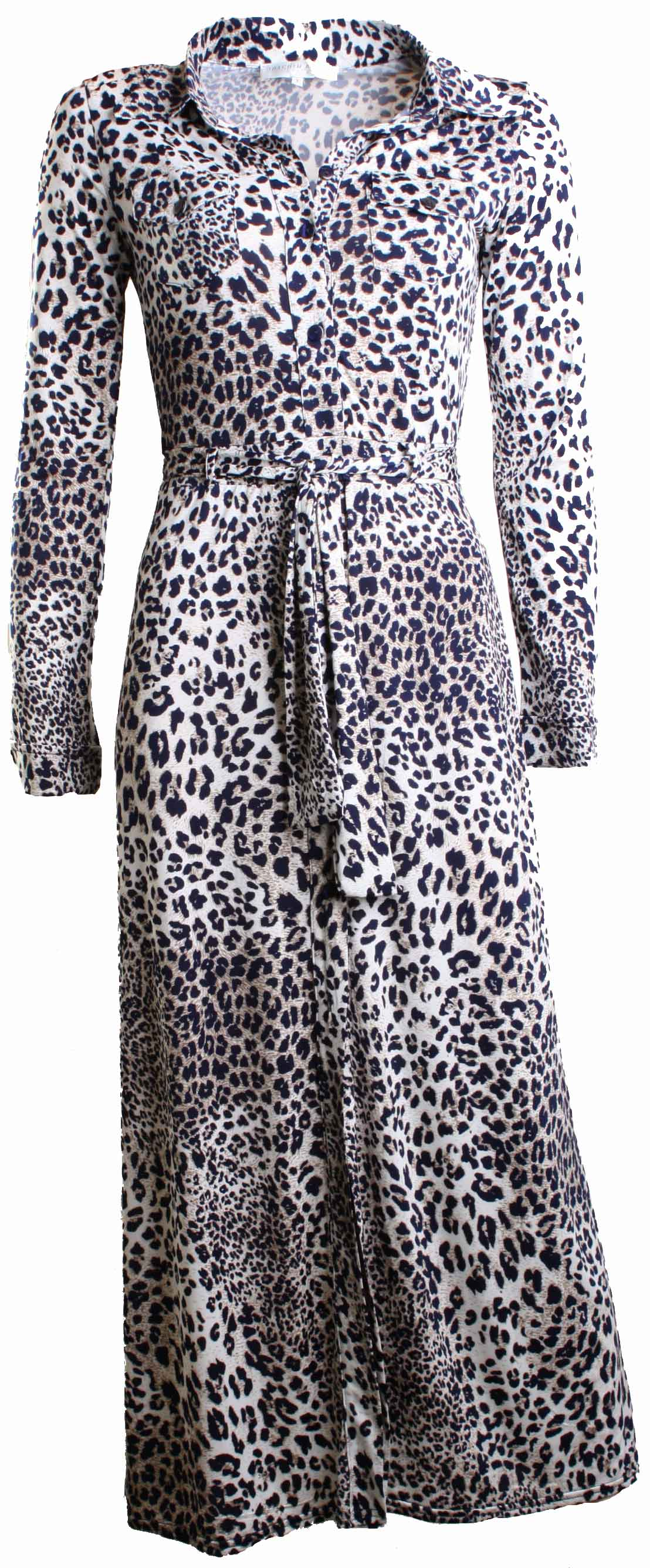 Kleid MILA Blue5