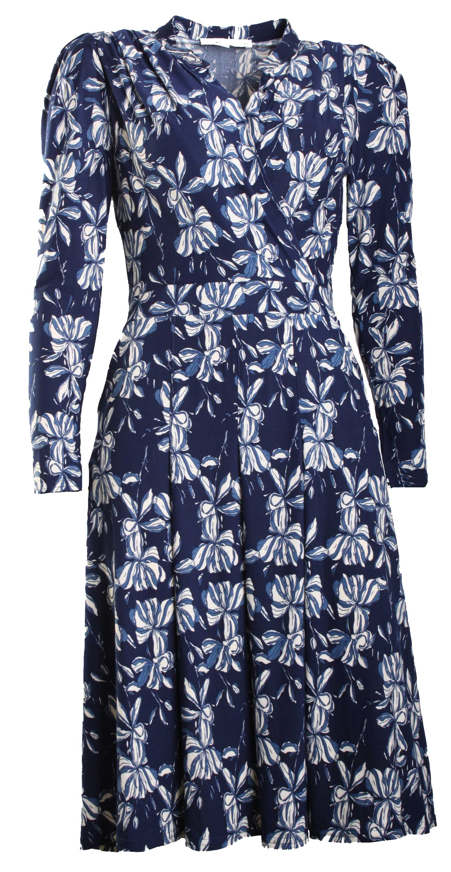 Kleid OTIS Blue1