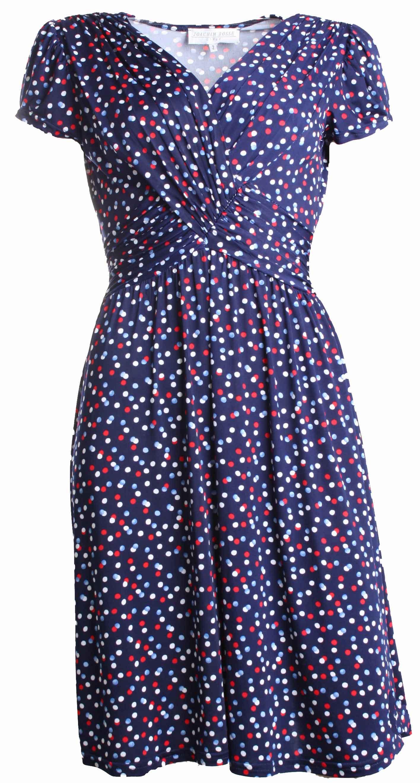 Kleid VOGUE Blue2