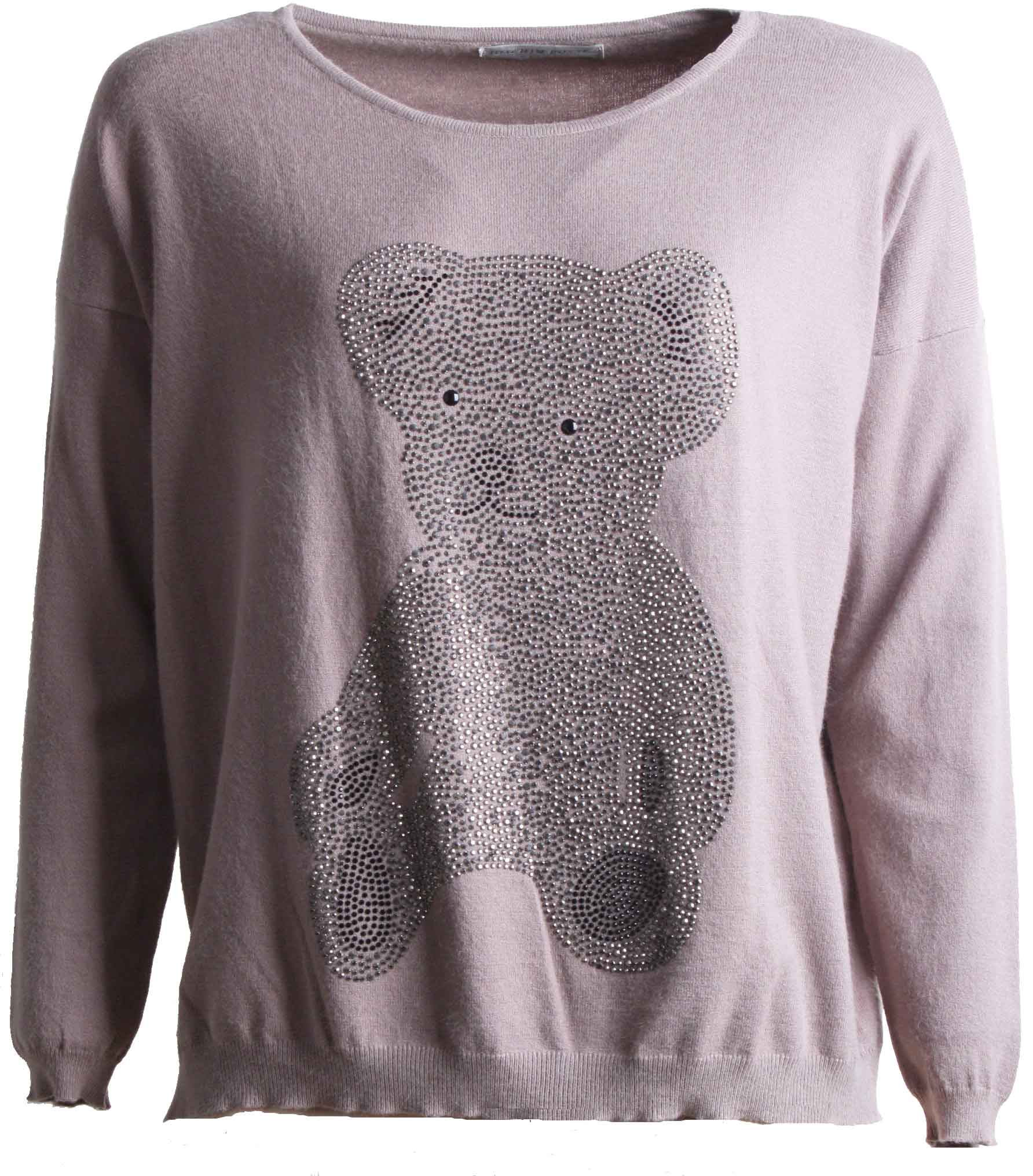 Pullover BEAR taupe