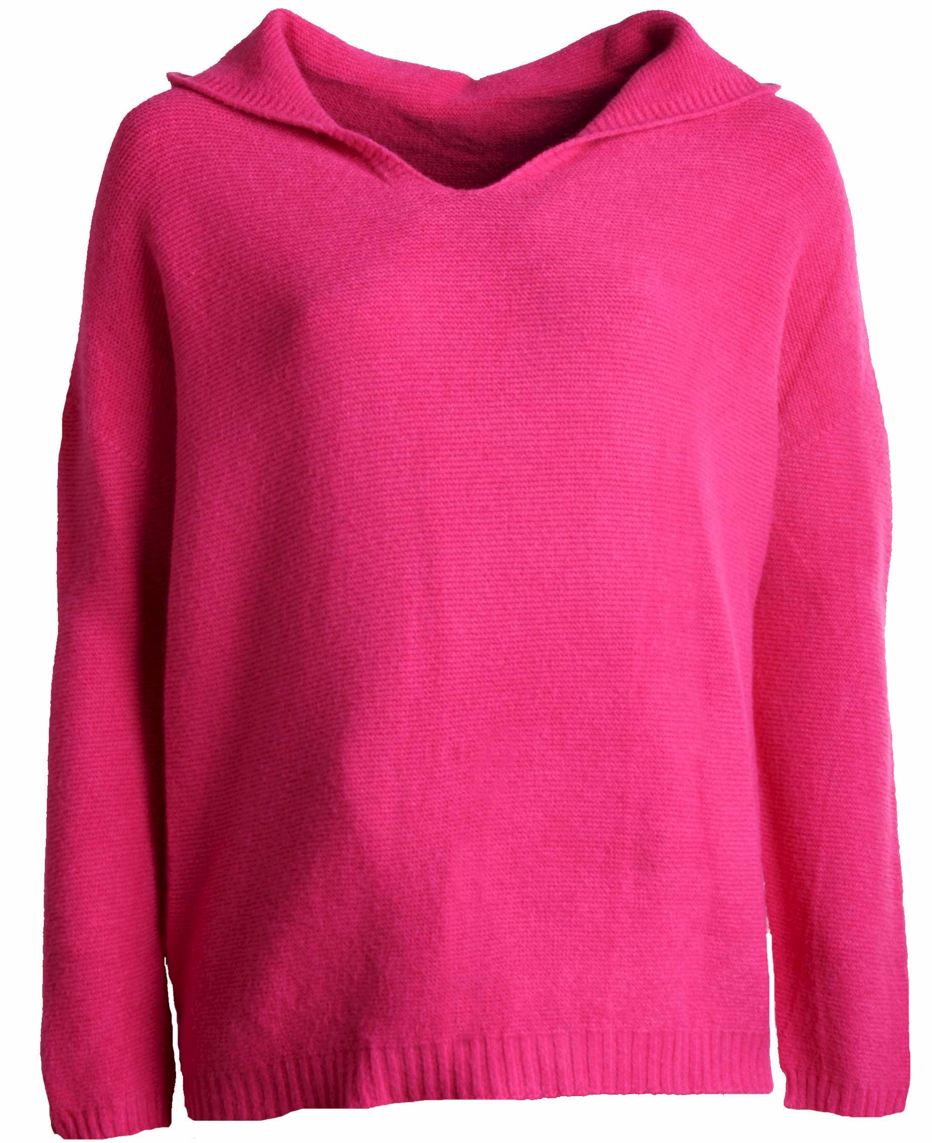 Pullover CAP pink