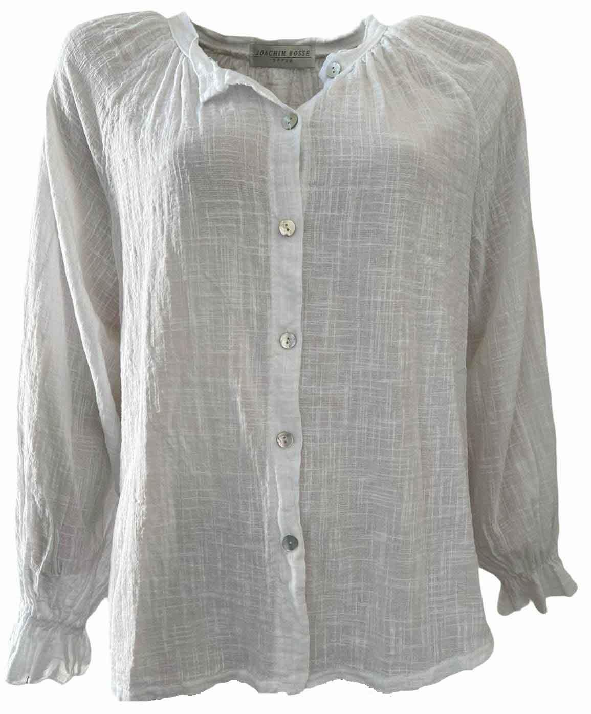 Shirt CAMILLE white
