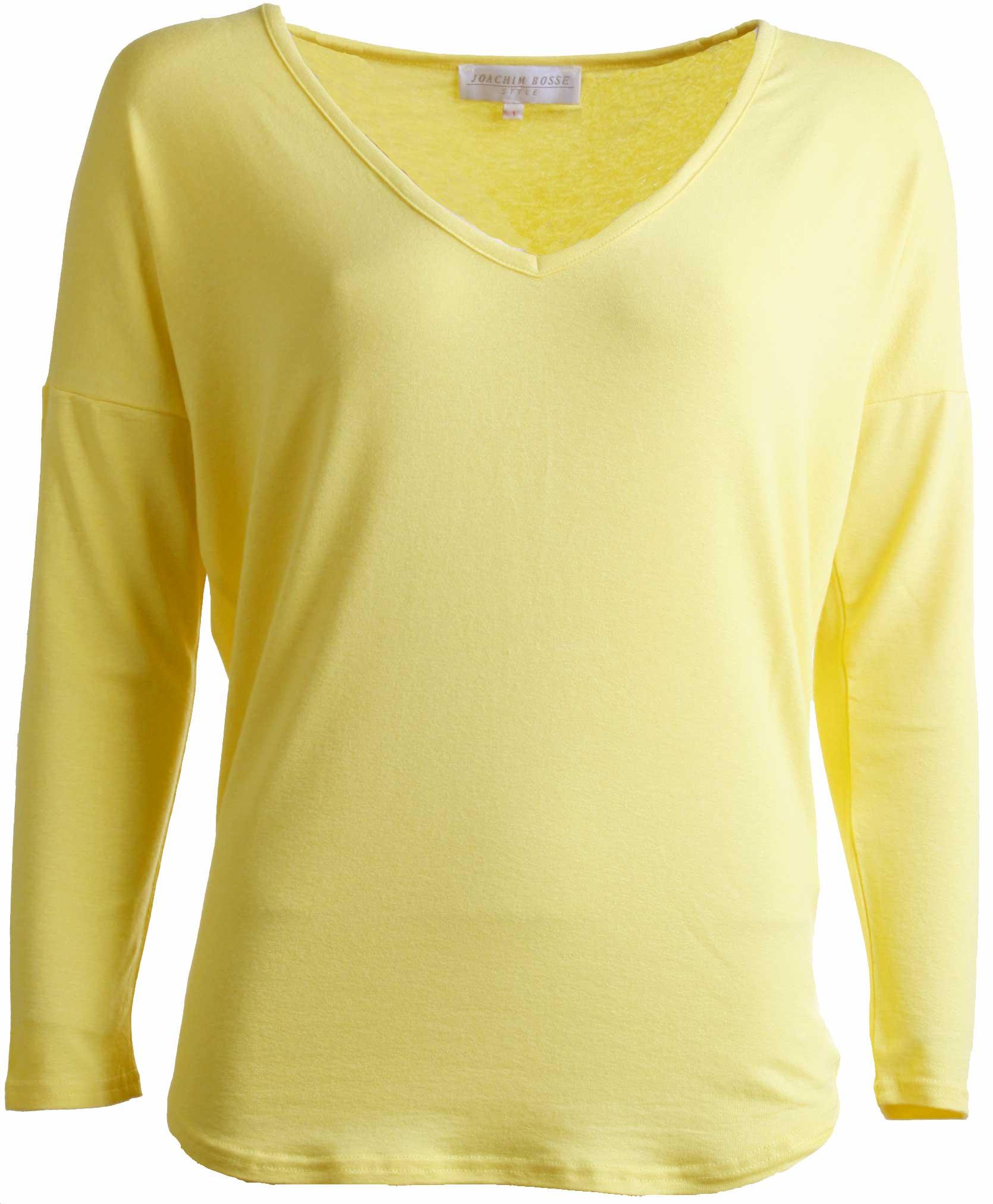 Shirt JOLLY Yellow1