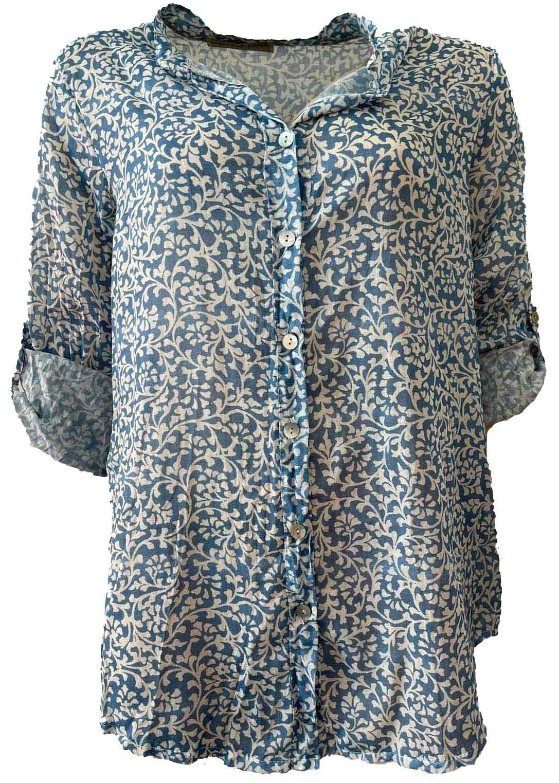 Shirt NOELLE blue